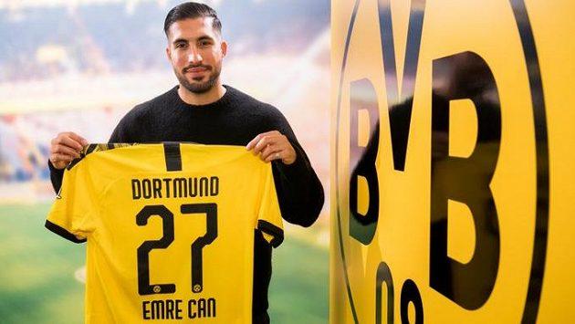 Dortmund získal po Haalanda záložníka Cana z Juventusu